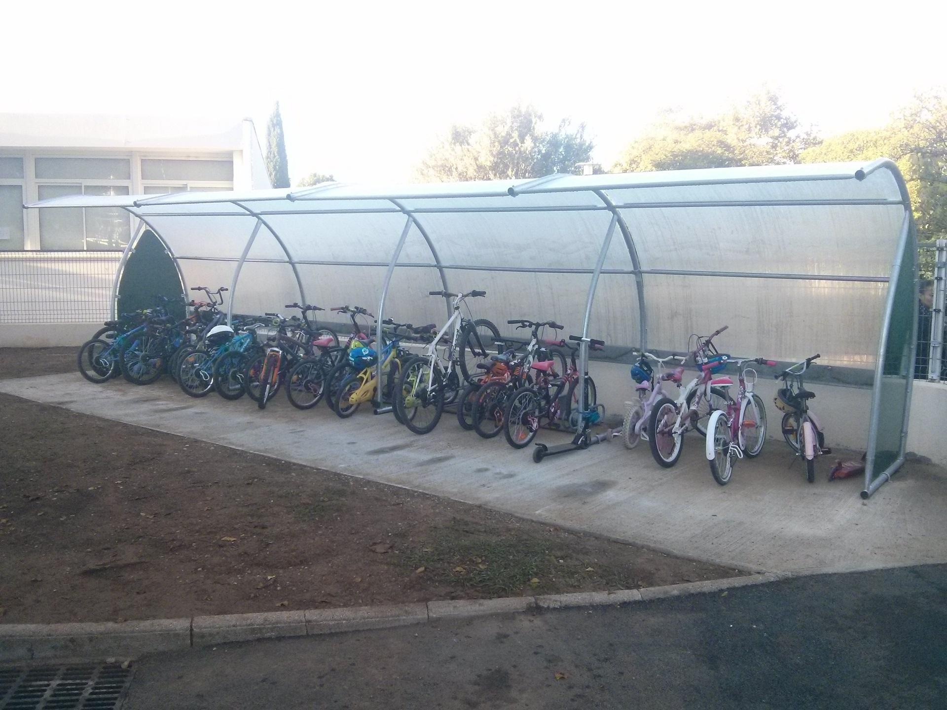 Abri Vélo Pas Cher guide du parking vélo dans l'espace public | choisir le vélo