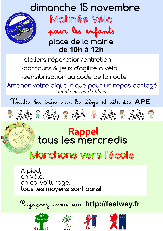 Matinee vélo