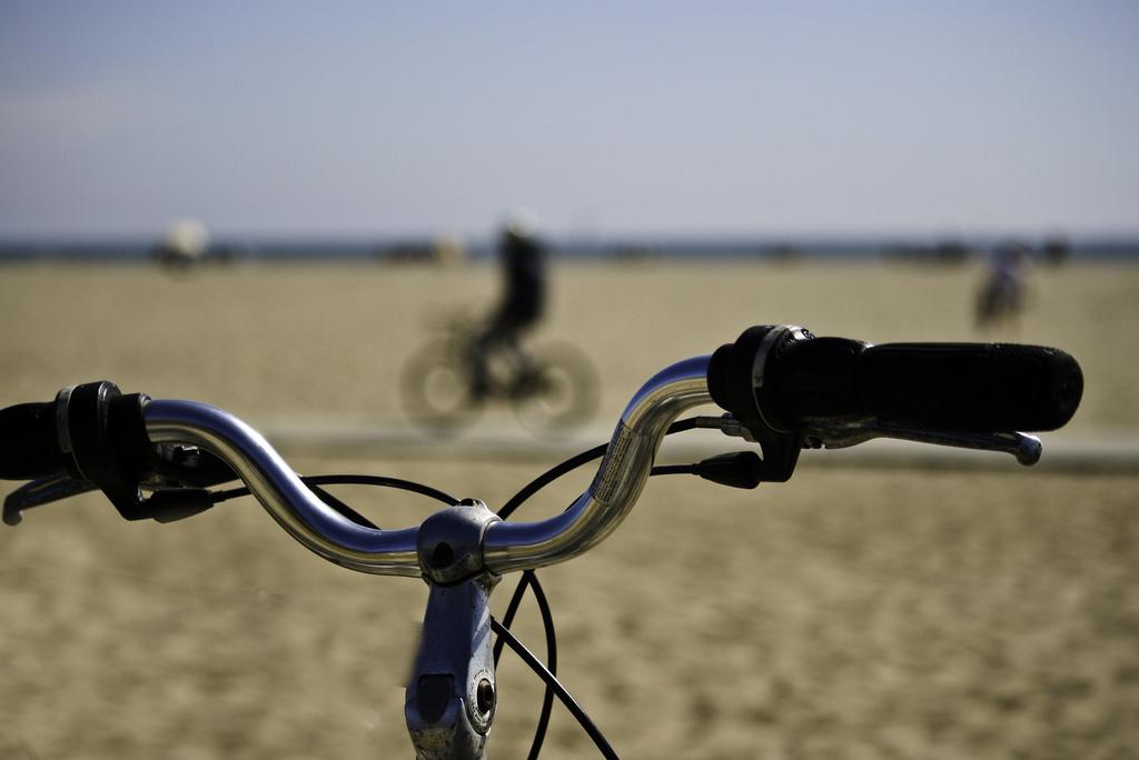 Vélo - plage