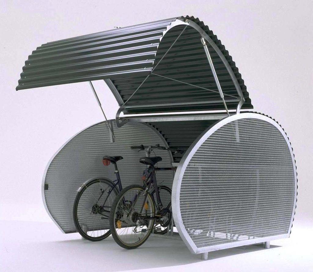 Construire Un Abri A Velo guide du parking vélo dans l'espace public | choisir le vélo